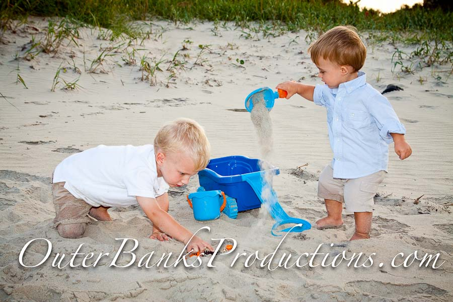 Children portraits with props adds a lot to the photo!